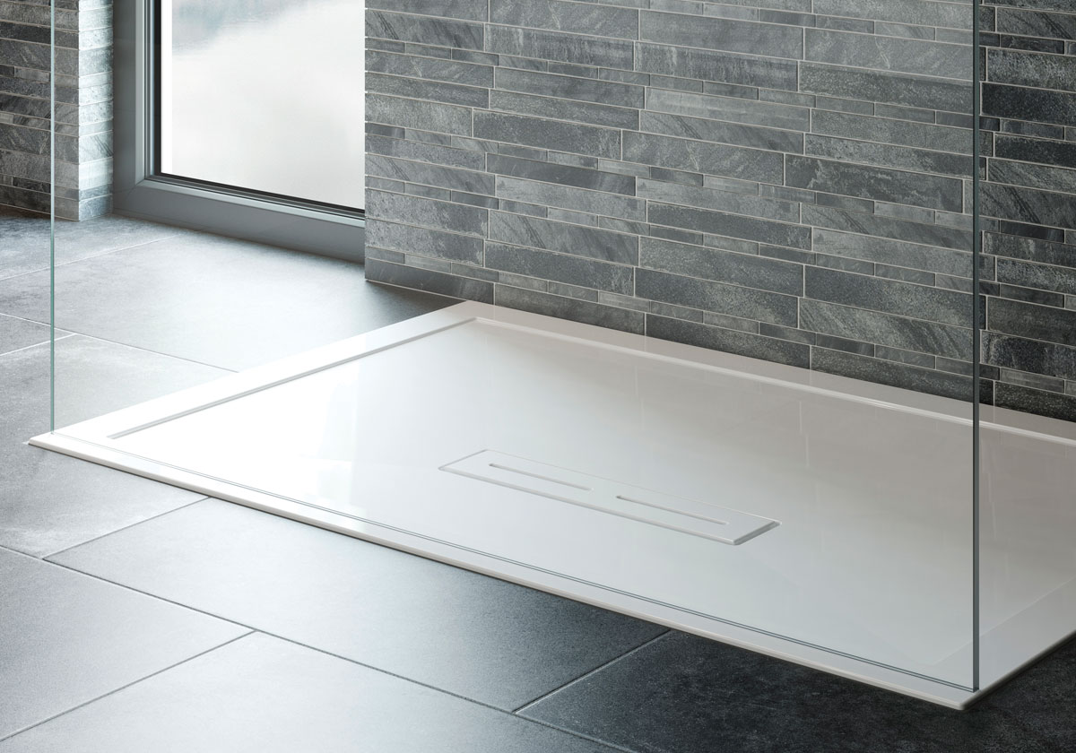 Kudos Shower Trays Bases Manufactured In The Uk